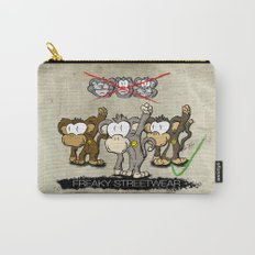 Protest Monkeys Carry-All Pouch
