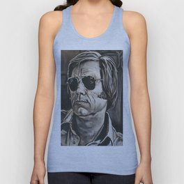 George Jones Unisex Tank Top