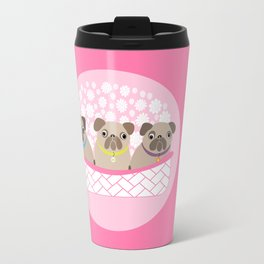 Bouquet of dogs Travel Mug