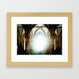 Monastery of Alcobaça, Portugal - PMMA04 Framed Art Print