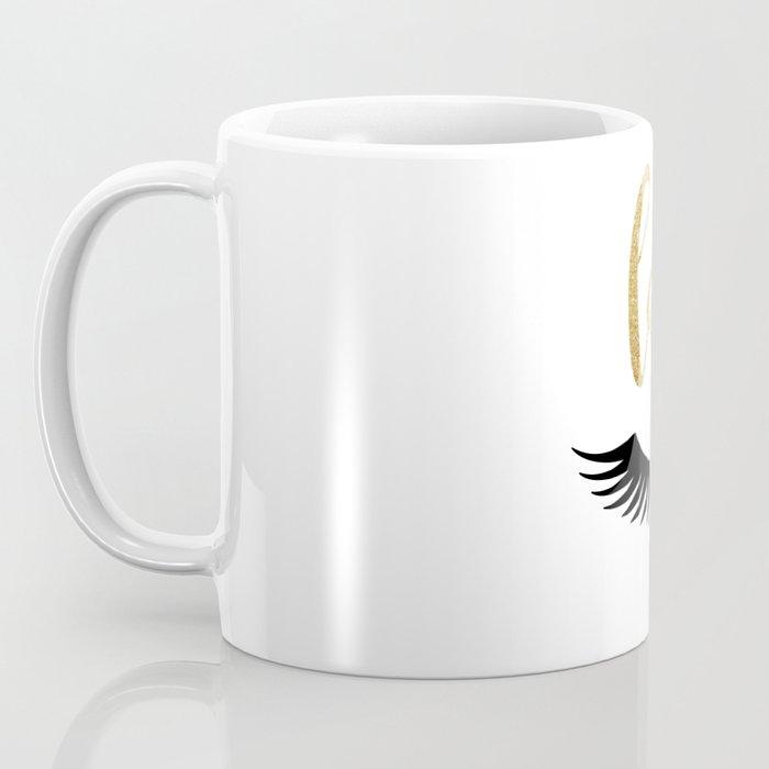 Lash Out Coffee Mug