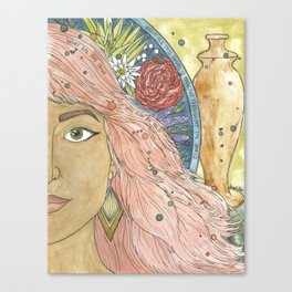 Mary of Bethany Canvas Print