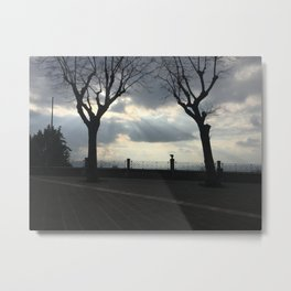 Tree Heaven Metal Print