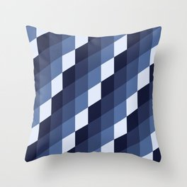 Pattern #6 Throw Pillow