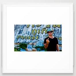 Phuket Thailand Framed Art Print