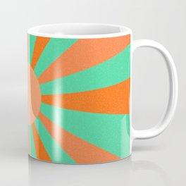 peachy clouds Coffee Mug