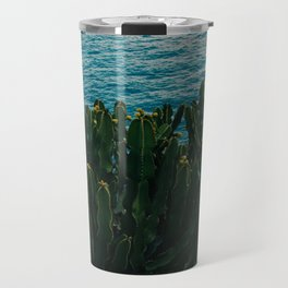Amalfi Coast Cactus II Travel Mug
