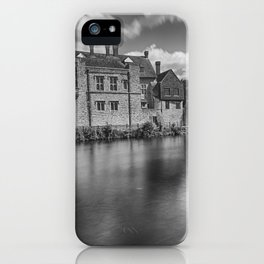 All Saints Church and Archbishops Palace iPhone Case