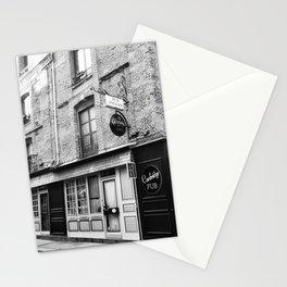 Cambridge Pub Dieppe - Pub Anglais Stationery Cards