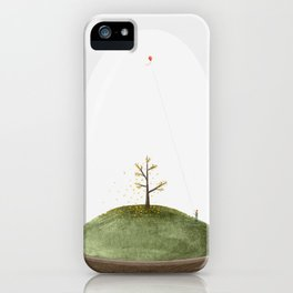 Micro Day iPhone Case
