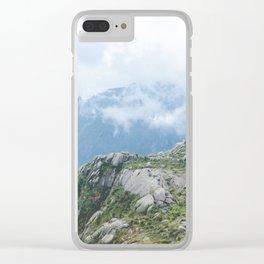 Itatiaia II Clear iPhone Case