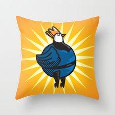 Suzanne Throw Pillow