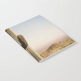 Giant Desert Cactus Notebook