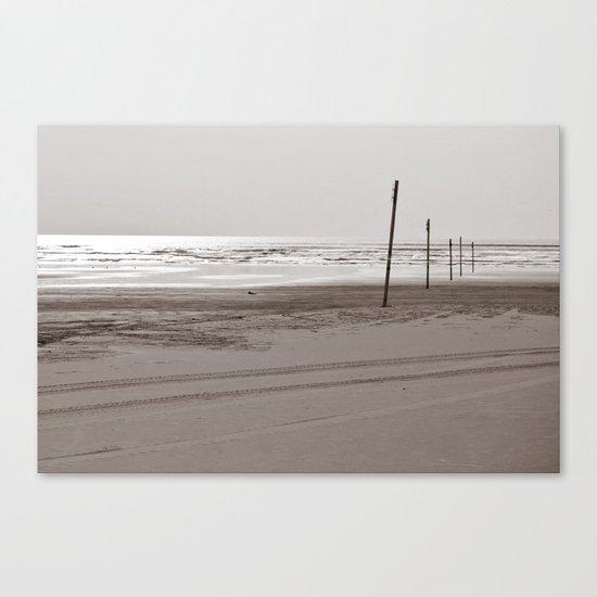 Ocean Shores Canvas Print