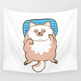 Your face, your fate. Wall Tapestry