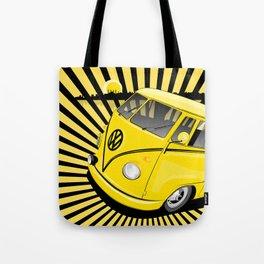 bang bus Tote Bag