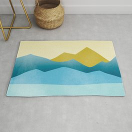Ode to Pacific Northwest 1 Rug