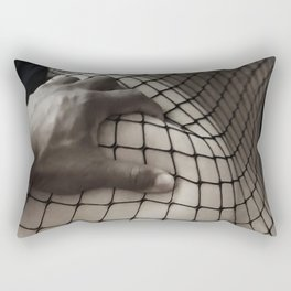 Body Stocking Rectangular Pillow