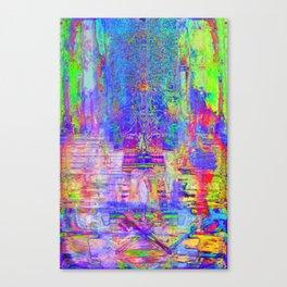 20180730 Canvas Print