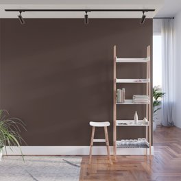 Chicory Coffee 19-1419 TCX | Pantone | Color Trends | London | Fall Winter 2019 2020 | Solid Colors Wall Mural