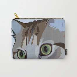 Sophie Cat Carry-All Pouch