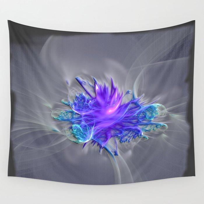 Magic Blossom Wall Tapestry