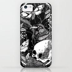 edgar allan poe - raven's nightmare iPhone 5c Slim Case