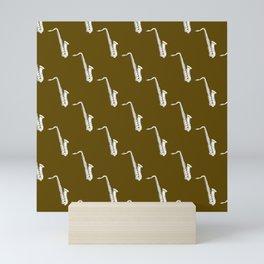 Saxophone Gift Mini Art Print