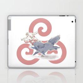 Whup Butt! Laptop & iPad Skin