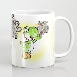Yoshi Wonderland !  Coffee Mug
