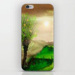 Calling The Sun XII iPhone Skin