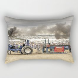 Tractor Pull  Rectangular Pillow