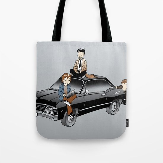 Metallicar and Friends Tote Bag