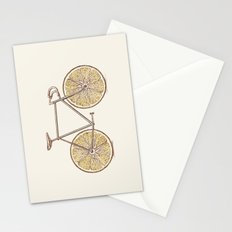 Velocitrus (color version) Stationery Cards
