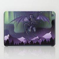 aurora iPad Cases featuring Aurora by Melissa Dekker