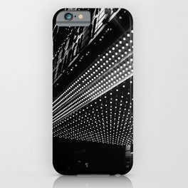 Theater Dreams iPhone Case