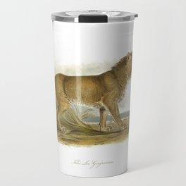 India Mainless Lion Travel Mug