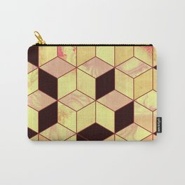 Geometrical Force #1 Carry-All Pouch