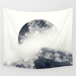 Something's not right. Wall Tapestry