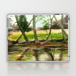 Sternberg Pond Laptop & iPad Skin