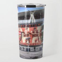 Arsenal FC Emirates Stadium London Travel Mug