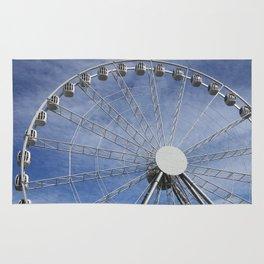 Fun wheel carousel Rug