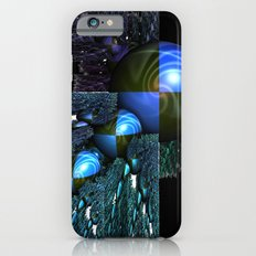 Squares and Spheres iPhone 6s Slim Case
