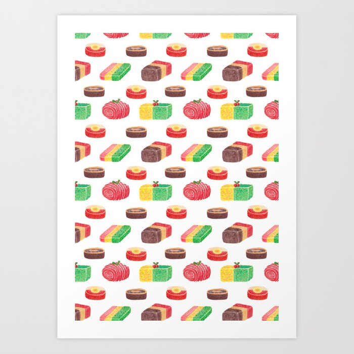 Gethuk Art Print