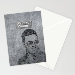 Akshay Kumar Iphone Stationery Cards