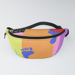 TROPICAL BEACH Fanny Pack