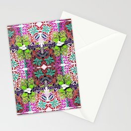 Symmetrical Mouse (121) Stationery Cards