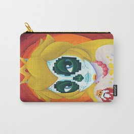 Day of the Digital Dead Princess Peach Carry-All Pouch