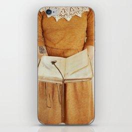 Secret Book iPhone Skin