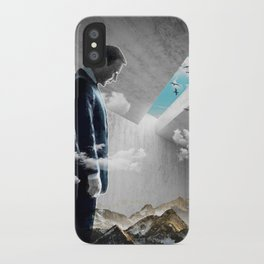Concrete Landscape iPhone Case